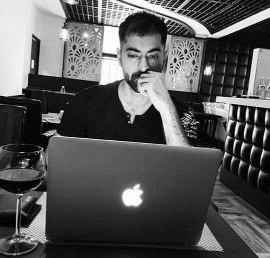 Varun Taneja A Story Teller And A Soft Spoken Entrepreneur